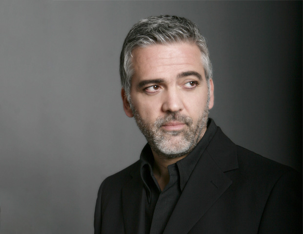 Tiziano as George Clooney